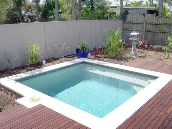 The Plunge Pool Is One Of The Most Versitile Amenities To Put In A Back Yard