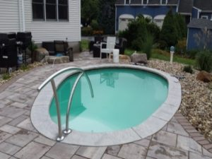 Spool or Plunge Pool Example