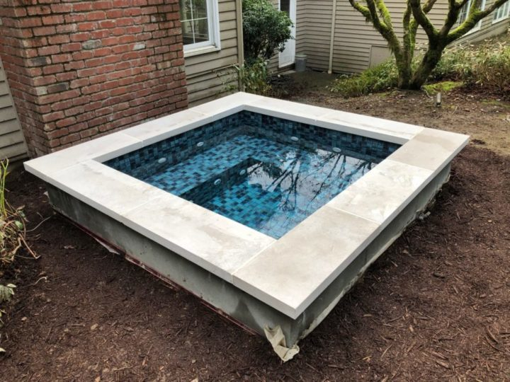 Do It Yourself Hot tub